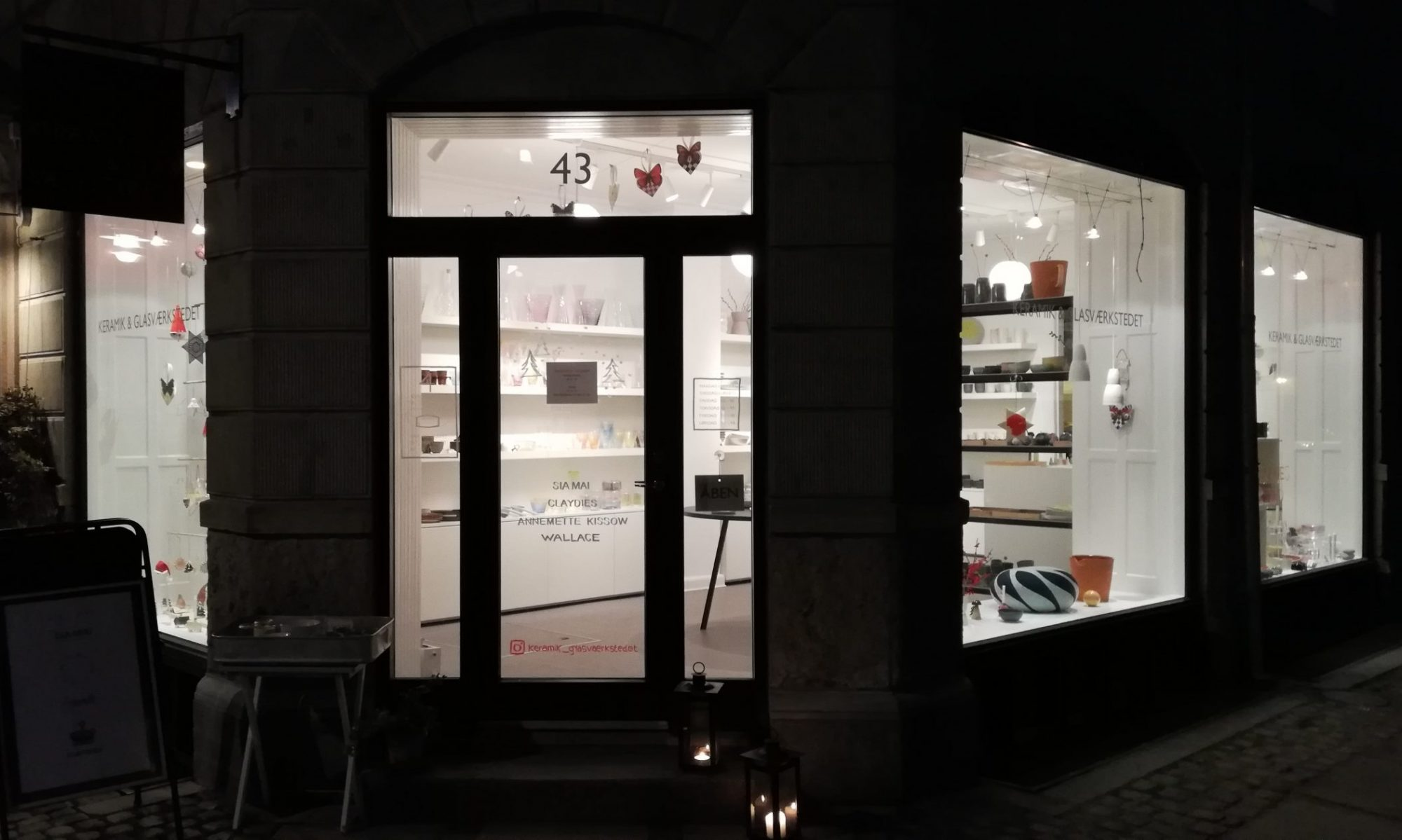 Keramik & Glasværkstedet